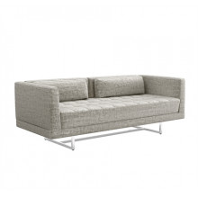 Luca Loveseat - Feather | Gracious Style