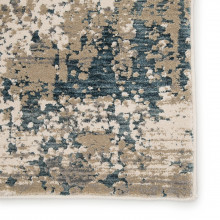 AIR02 Aireloom Intarsia Blue/Gray Rugs | Gracious Style