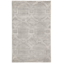 CT119 City Regency Silver Rug | Gracious Style