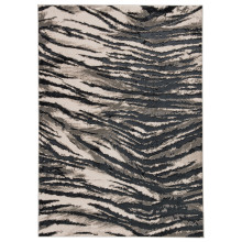 CTY05 Catalyst Saber Black/Gray Rugs | Gracious Style