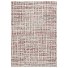 DSH17 Dash Escape Gray/Pink Rugs | Gracious Style