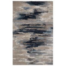 GES40 Genesis Ryenn Dark Blue/Gray Rugs | Gracious Style