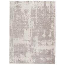 JUT01 Juliette Arabella Light Gray/White Rug | Gracious Style