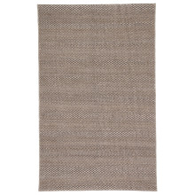 NTB01 Naturals Bermuda Ipsa Taupe/Black Rugs | Gracious Style