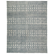 REI12 Reign Abelle Teal/Light Gray Rugs | Gracious Style
