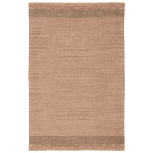 SOM01 Somerset Curran Pink/Tan Rugs | Gracious Style