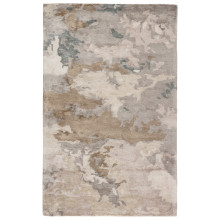 TRD05 Transcend Glacier Light Gray/Taupe Rugs | Gracious Style