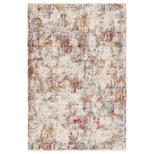 WRN07 Wren Mirage Multicolor/Ivory Rugs | Gracious Style