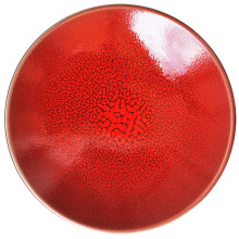 Tourron Natural Cerise (Cherry Red) Dinnerware | Gracious Style