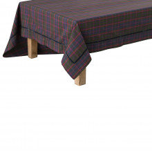 Chalet Tartan Table Linens | Gracious Style