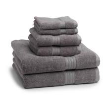KassaDesign Bath Towels Alloy Grey | Gracious Style