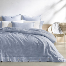 Cartagena Cotton/Linen Bedding | Gracious Style
