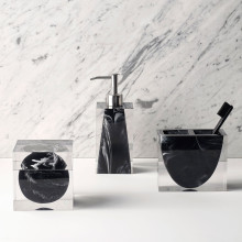 Ducale Black Bath Accessories | Gracious Style