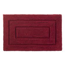KassaDesign Bath Rugs and Mats Garnet Red | Gracious Style