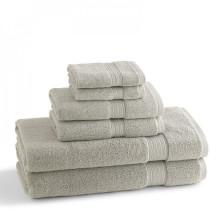 KassaDesign Brights Bath Towels Dolphin Grey | Gracious Style