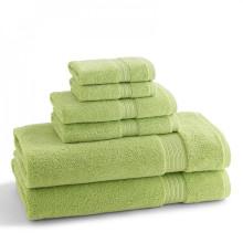 KassaDesign Brights Bath Towels Kiwi | Gracious Style