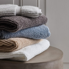 Mateo Bath Towels | Gracious Style