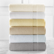 Stella Cotton/Modal Bath Towels | Gracious Style
