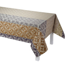 Mosaique Enduite Clay Coated Table Linens | Gracious Style
