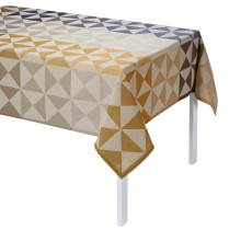 Origami Polychrome Table Linens | Gracious Style