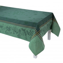 Bouquet Enchante Green Forest Table Linens | Gracious Style