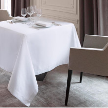 Galuchat White Table Linens | Gracious Style