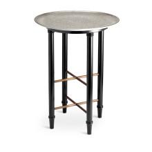 Alchimie Platinum Side Table