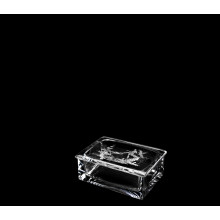 Crystal Box with chinoiserie | Gracious Style
