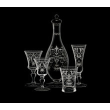 Drinking Set Number 231 - Barock | Gracious Style