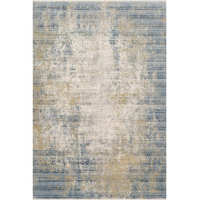 CLAIRE CLE-08 NEUTRAL/SEA Rugs | Gracious Style