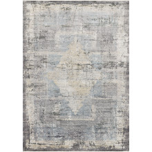GEMMA GEM-04 CHARCOAL/MULTI Rugs | Gracious Style