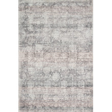 RUMI RUM-01 PEWTER Rugs | Gracious Style