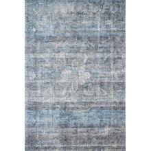 RUMI RUM-02 BLUE Rugs | Gracious Style