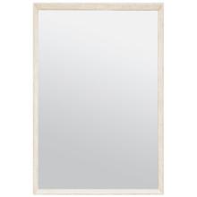 David Ivory Realistic Faux Shagreen Rectangular Mirror | Gracious Style