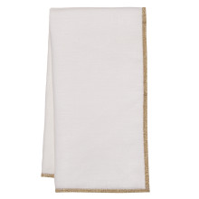 Bel Air 20 x 20 in Napkins Gold, Set of Four | Gracious Style
