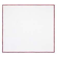 Bel Air 20 x 20 in Napkins Metallic Red, Set of Four | Gracious Style