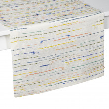 Capri Table Linens, Multi Color | Gracious Style