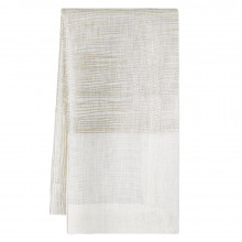 Dijon 20 x 20 in Napkins Gold Foil Print, Set of Four | Gracious Style