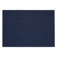 Everglades Placemats Reversible Set Of 4 Rectangle Navy/Burgundy Rectangle | Gracious Style