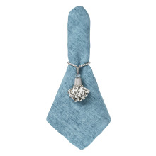 Fiji Turquoise 20 x 20 Napkins, Set of 4 | Gracious Style