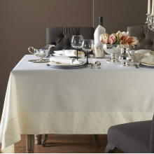 Geneva Stain-Resistant Table Linens | Gracious Style