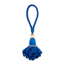 Marbella Napkin Rings Cobalt Blue, Set of Four | Gracious Style
