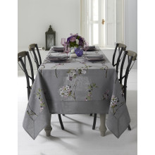 Positano Coated Stain-Resistant Table Linens | Gracious Style