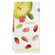 Seasons Tea Towels Printemps 20 x 28 in | Gracious Style
