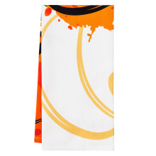 Fruit Splatter Tea Towels Peach 20 x 28 in | Gracious Style