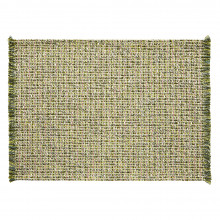 Twiggy Placemats Green-Multi Green-Multicolor, Set of Four | Gracious Style