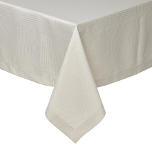 Tokyo Taupe Stain-Resistant Table Linens | Gracious Style