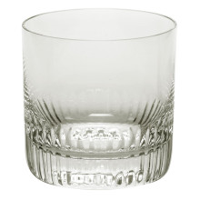 Julia D.O.F. 10.7 Oz. Wedge Cuts – Clear (Special Order) | Gracious Style