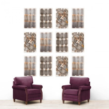 Library Series Gilded Hand Leaf | Gracious Style