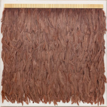Icarus Feathers Copper, Framed | Gracious Style